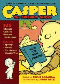 Cover Thumbnail for Harvey Comics Classics (Dark Horse, 2007 series) #1