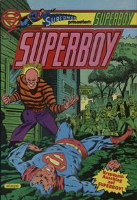 Cover Thumbnail for Superboy (Egmont Ehapa, 1980 series) #27