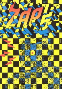 Cover Thumbnail for Zap Comix (Last Gasp, 1982 ? series) #15