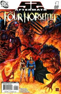 Cover Thumbnail for 52 Aftermath: The Four Horsemen (DC, 2007 series) #1