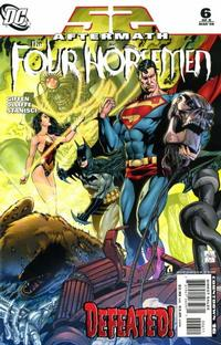 Cover Thumbnail for 52 Aftermath: The Four Horsemen (DC, 2007 series) #6