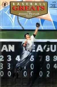 Cover Thumbnail for Baseball Greats (Dark Horse, 1992 series) #1