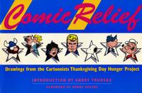 Cover Thumbnail for Comic Relief (Henry Holt and Co., 1986 series) #[nn]