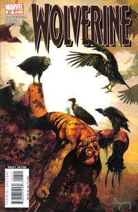 Cover Thumbnail for Wolverine (Marvel, 2003 series) #57