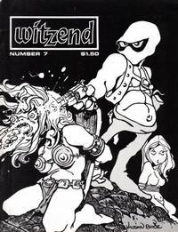 Cover Thumbnail for Witzend (Wonderful Publishing Company, 1968 series) #7