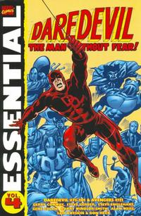 Cover Thumbnail for Essential Daredevil (Marvel, 2002 series) #4