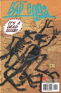 Cover Thumbnail for The Bad Eggs (Acclaim / Valiant, 1996 series) #4