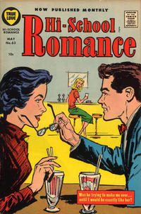 Cover Thumbnail for Hi-School Romance (Harvey, 1949 series) #63