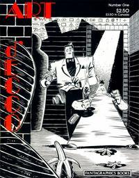 Cover Thumbnail for Art D'Ecco (Fantagraphics, 1990 series) #1