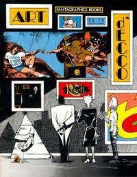 Cover Thumbnail for Art D'Ecco (Fantagraphics, 1990 series) #3