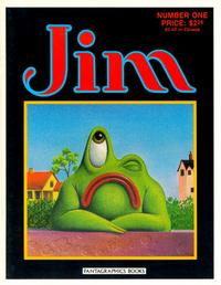 Cover Thumbnail for Jim (Fantagraphics, 1987 series) #1