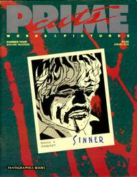 Cover Thumbnail for Prime Cuts (Fantagraphics, 1986 series) #4
