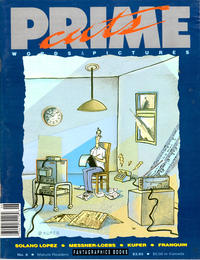 Cover Thumbnail for Prime Cuts (Fantagraphics, 1986 series) #8
