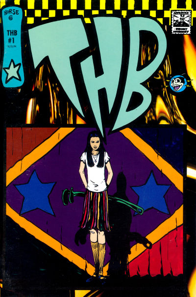Cover for THB (Horse Press, 1994 series) #1
