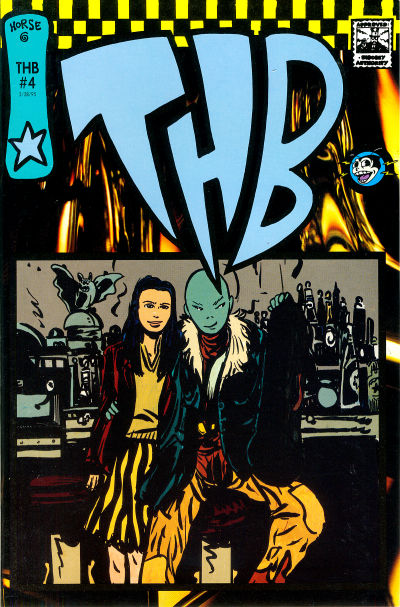 Cover for THB (Horse Press, 1994 series) #4