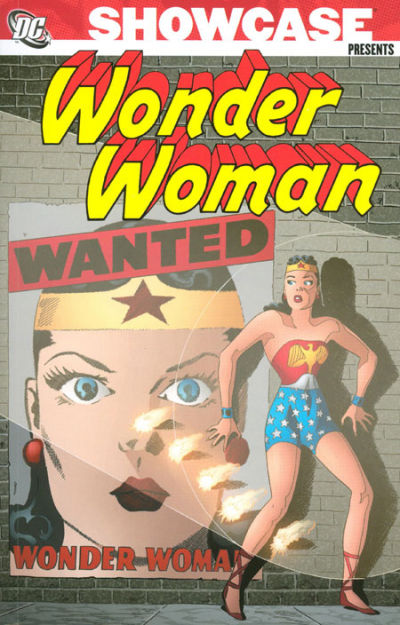 Cover for Showcase Presents: Wonder Woman (DC, 2007 series) #1