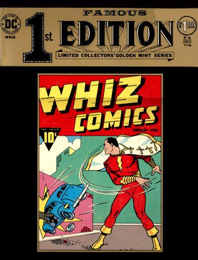 Cover for Famous First Edition (DC, 1974 series) #F-4