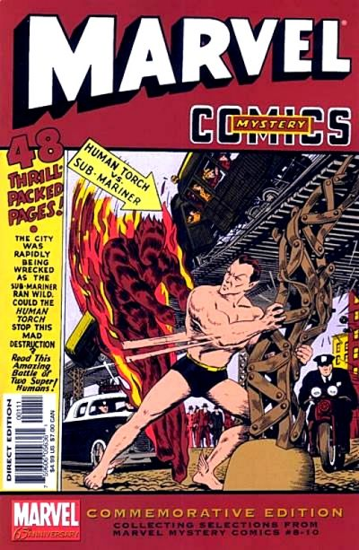 Cover for Marvel 65th Anniversary Special (Marvel, 2004 series) #1