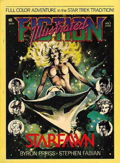 Cover for Fiction Illustrated (Pyramid Publications, 1976 series) #2