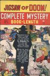 Cover for Complete Mystery Comics (Superior Publishers Limited, 1948 series) #2