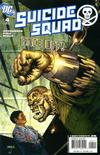 Cover for Suicide Squad: Raise the Flag (DC, 2007 series) #4