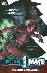 Cover Thumbnail for Checkmate: Pawn Breaks (DC, 2007 series)