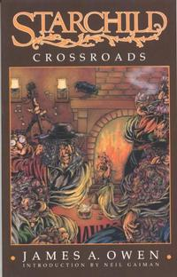 Cover Thumbnail for Starchild: Crossroads (Taliesin-Coppervale, 1998 series)