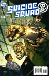 Cover Thumbnail for Suicide Squad: Raise the Flag (DC, 2007 series) #4