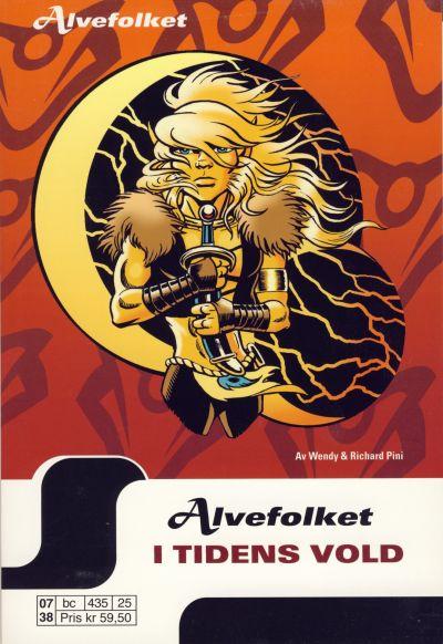 Cover for Alvefolket (Hjemmet / Egmont, 2005 series) #25
