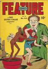 Cover for Feature Comics (Bell Features, 1949 series) #144