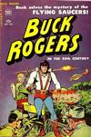 Cover for Buck Rogers (Superior Publishers Limited, 1951 series) #100