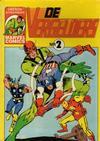 Cover for De Vergelders (Oberon, 1979 series) #2