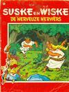 Cover for Suske en Wiske (Standaard Uitgeverij, 1967 series) #69 - De nerveuze Nerviërs