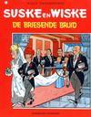 Cover for Suske en Wiske (Standaard Uitgeverij, 1967 series) #92 - De briesende bruid