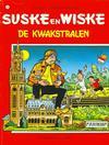 Cover for Suske en Wiske (Standaard Uitgeverij, 1967 series) #99 - De kwakstralen