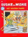 Cover for Suske en Wiske (Standaard Uitgeverij, 1967 series) #100 - Het gouden paard