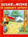 Cover for Suske en Wiske (Standaard Uitgeverij, 1967 series) #106 - De charmante koffiepot