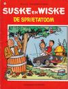 Cover for Suske en Wiske (Standaard Uitgeverij, 1967 series) #107 - De sprietatoom
