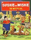 Cover Thumbnail for Suske en Wiske (1967 series) #8134 - De witte uil [Herdruk 2008]
