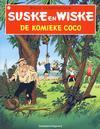 Cover for Suske en Wiske (Standaard Uitgeverij, 1967 series) #217 - De komieke Coco
