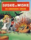 Cover for Suske en Wiske (Standaard Uitgeverij, 1967 series) #237 - De snikkende sirene