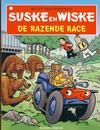 Cover for Suske en Wiske (Standaard Uitgeverij, 1967 series) #249 - De razende race [Herdruk 2008]