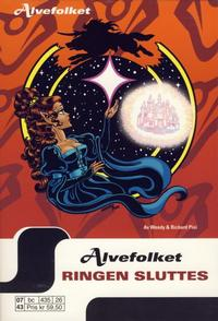 Cover Thumbnail for Alvefolket (Hjemmet / Egmont, 2005 series) #26