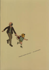 Cover Thumbnail for Forlorn Funnies (Absence Of Ink Comic Press, 2002 series) #4