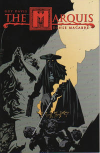 Cover Thumbnail for The Marquis: Danse Macabre (Oni Press, 2000 series) #2