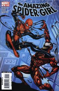 Cover Thumbnail for Amazing Spider-Girl (Marvel, 2006 series) #12