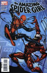 Cover Thumbnail for Amazing Spider-Girl (Marvel, 2006 series) #12 [Direct Edition]