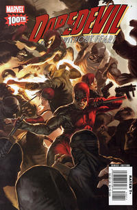 Cover Thumbnail for Daredevil (Marvel, 1998 series) #100 [Direct Edition]