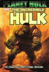 Cover Thumbnail for Hulk: Planet Hulk (Marvel, 2007 series)