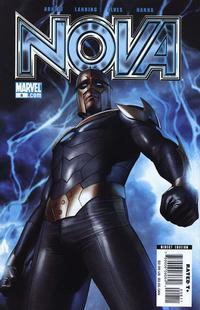 Cover Thumbnail for Nova (Marvel, 2007 series) #8